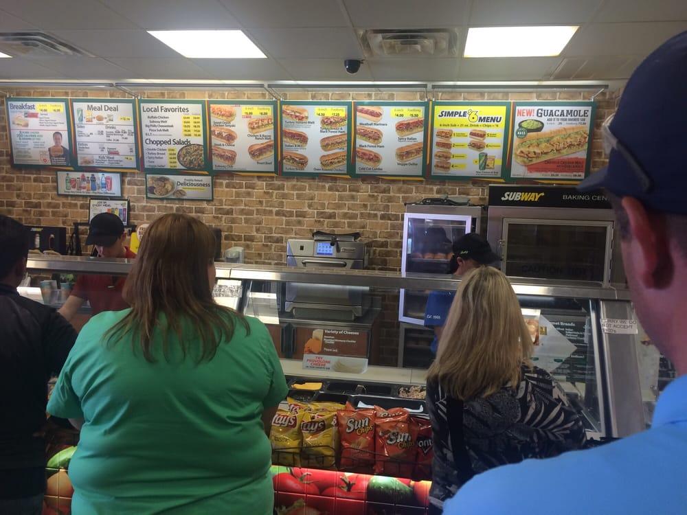 Subway: 313 W Main St, Tishomingo, OK