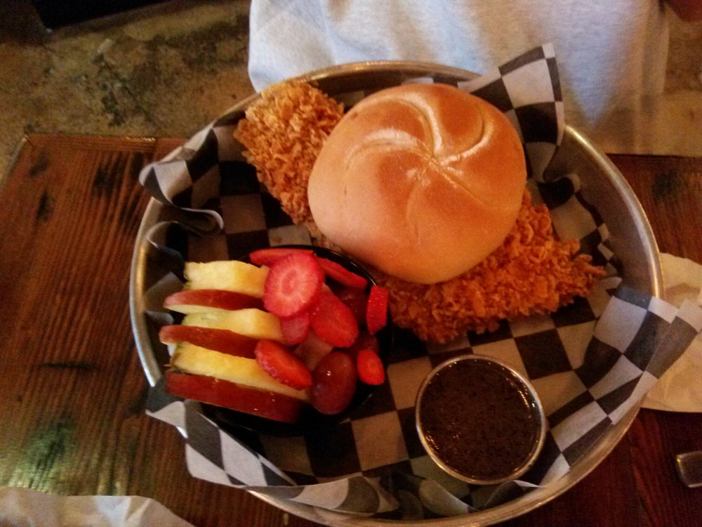 Food from Ruby's Texas Bistro