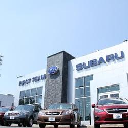 First Team Subaru >> First Team Subaru 10 Photos Car Dealers 6520 Peters Creek Rd