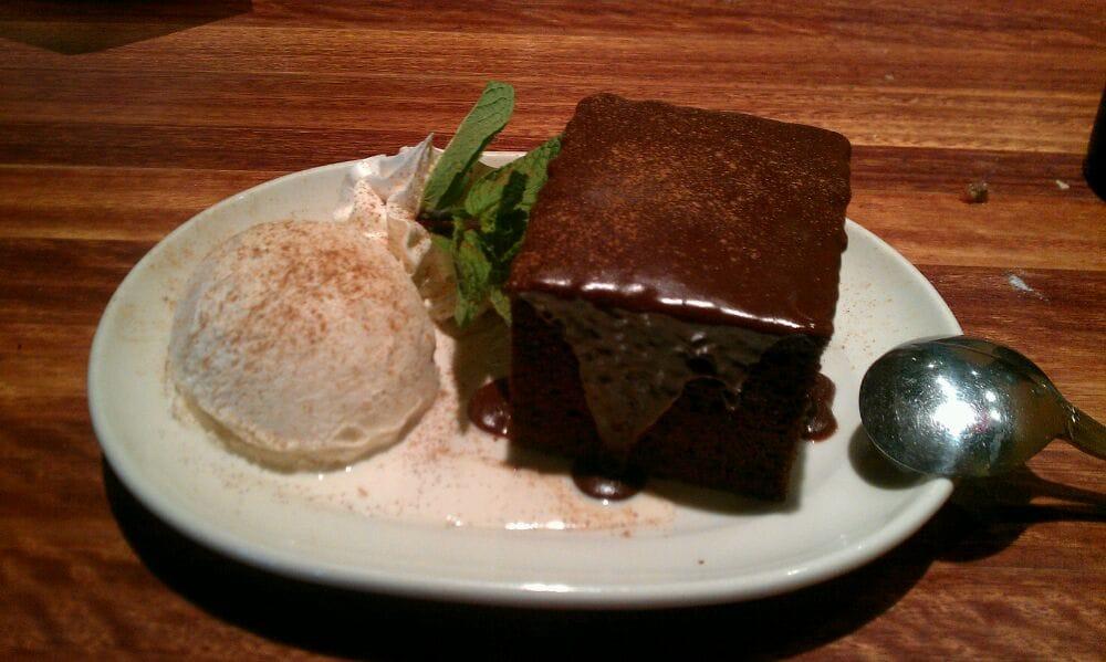 Tiago S Chocolate Cake