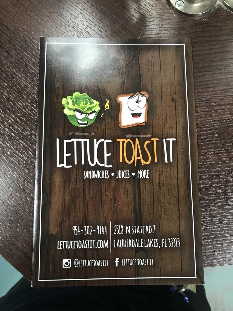Lettuce Toast It