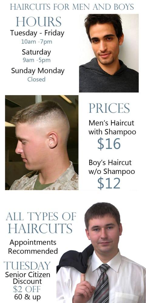 Gentlemens Barber Shop Mens Hair Salons 3931 Peachtree