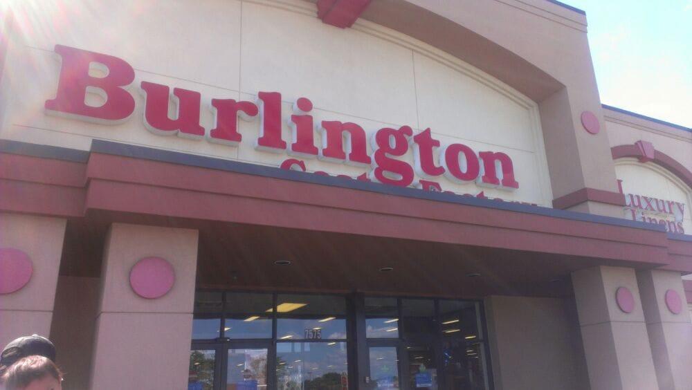 Burlington Coat Factory Department Stores 7575 153rd