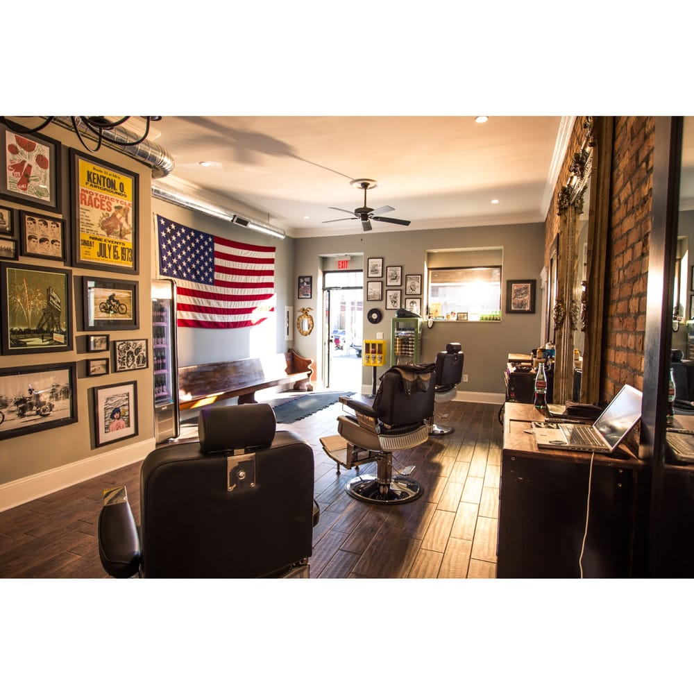 Spanky & Co Barbershop: 439 W 12th St, Newport, KY
