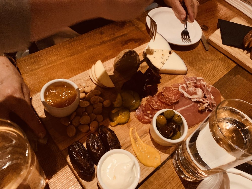 Social Spots from Ostras! Tapas and Bottle Shop