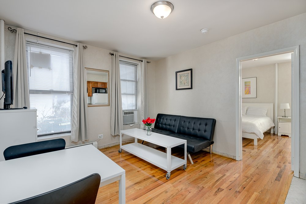 Living rooms in One bedroom Fully furnished apartments - Yelp