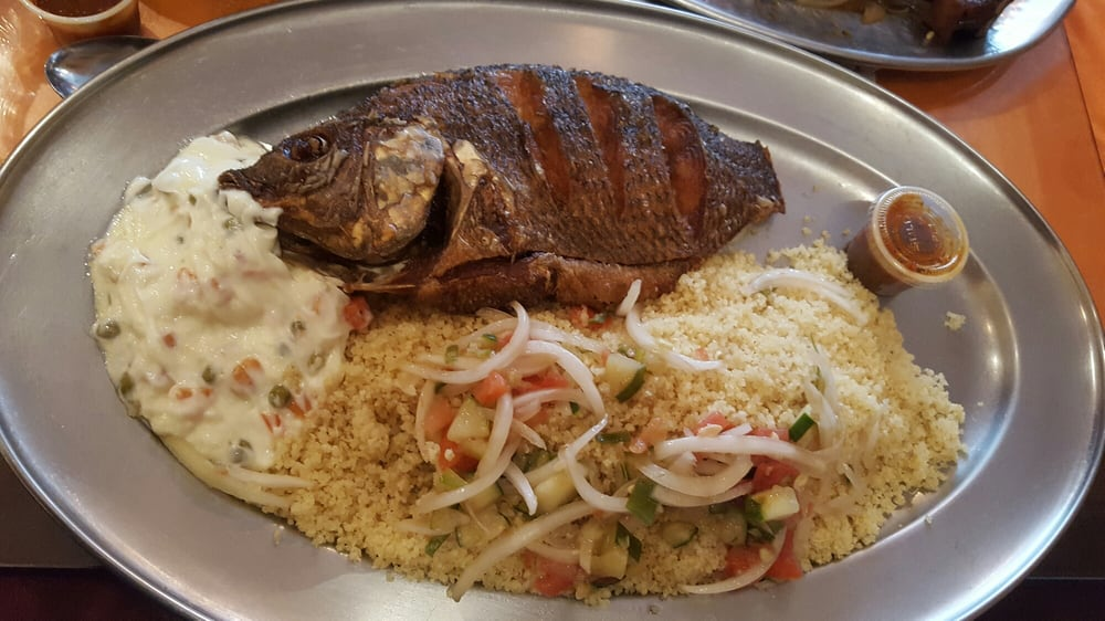 Fried fish and couscous yelp for Fried fish restaurants