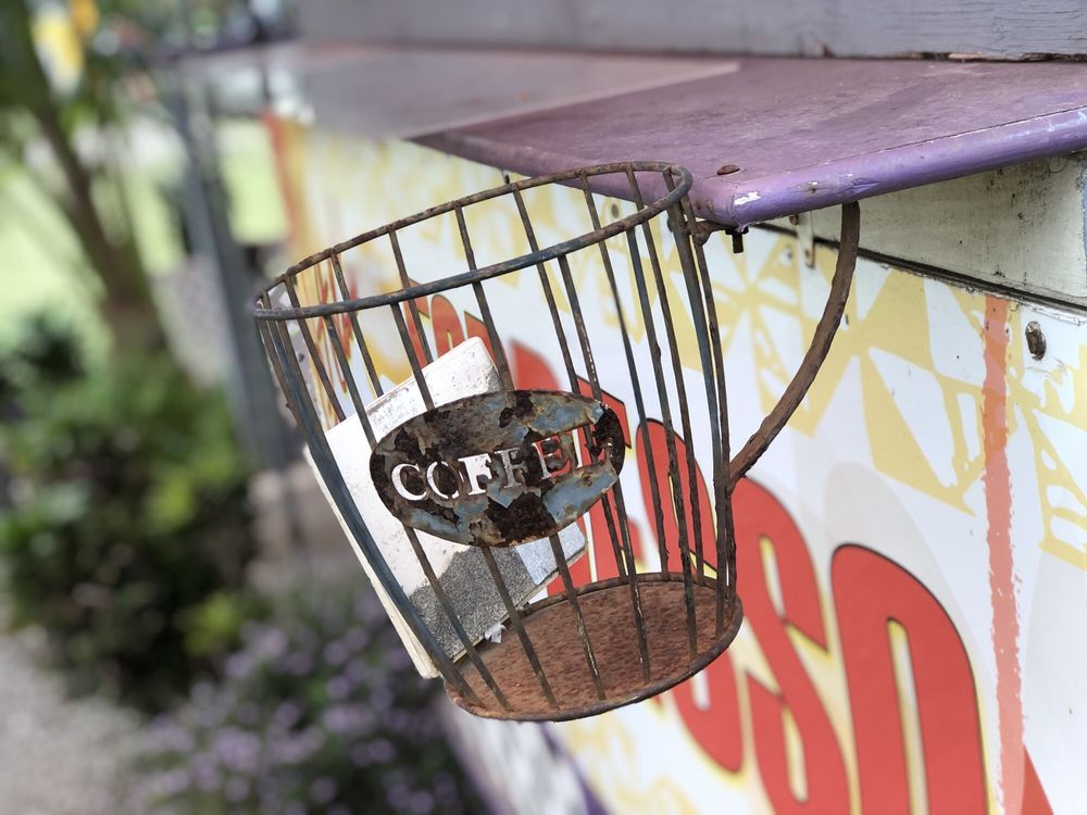 Social Spots from Aloha Espresso