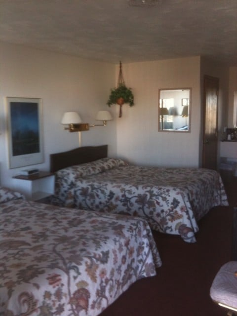 The Davenport Motel: 1205 Morgan St, Davenport, WA