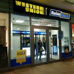 western union reisebank currency exchange paul nevermann platz 15 altona nord hamburg. Black Bedroom Furniture Sets. Home Design Ideas