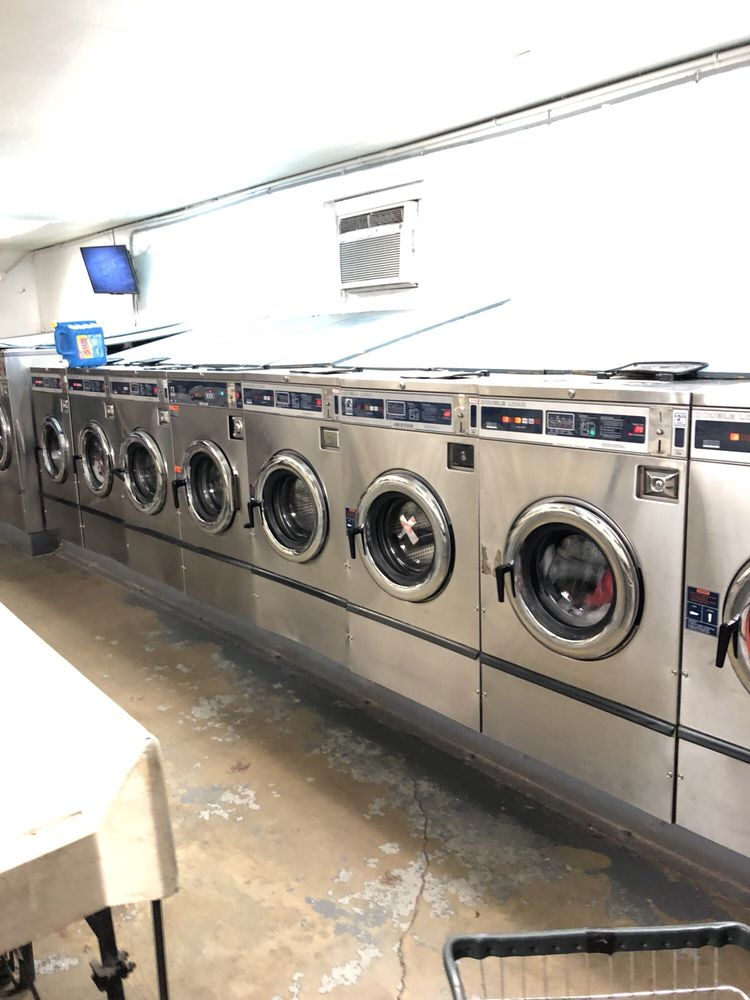 The Bunn Wash: 460 Main St, Bunn, NC