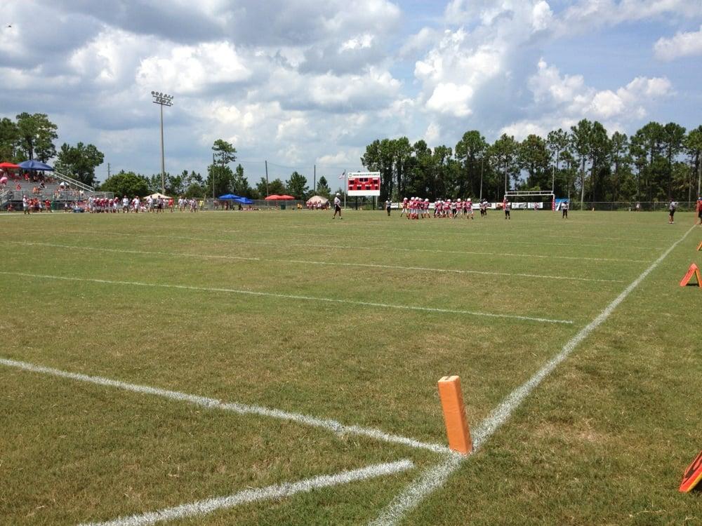Ormond Beach Sports Complex: 700 Hull Rd, Ormond Beach, FL