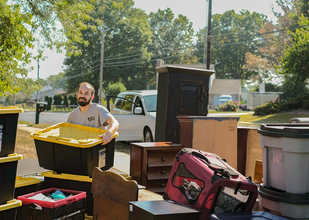 B A C Moving Services: Ephrata, PA