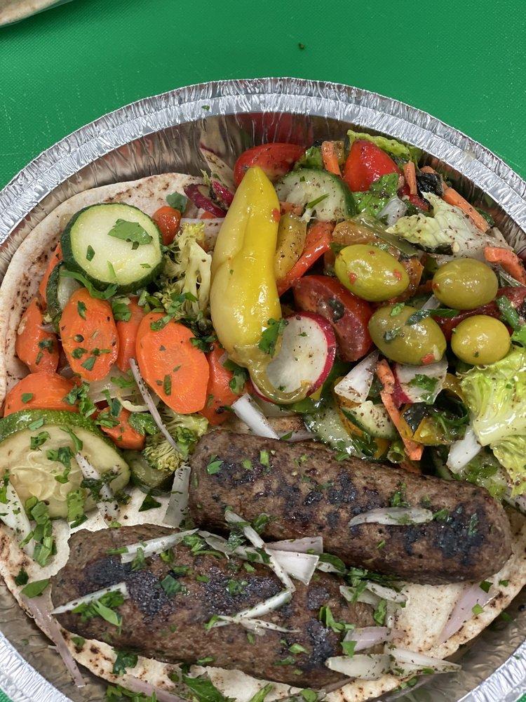 Sammy's Mediterranean Kitchen: 5337 Gulf Dr, Holmes Beach, FL