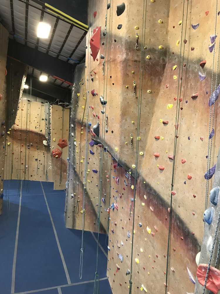 Central Rock Gym: 165 Russell St, Hadley, MA