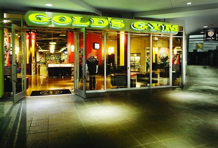 Golds Gym Los Angeles