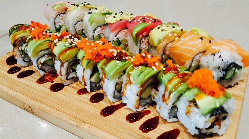 Ikaho Sushi Japanese Restaurant: 7965 State Rd 50, Groveland, FL