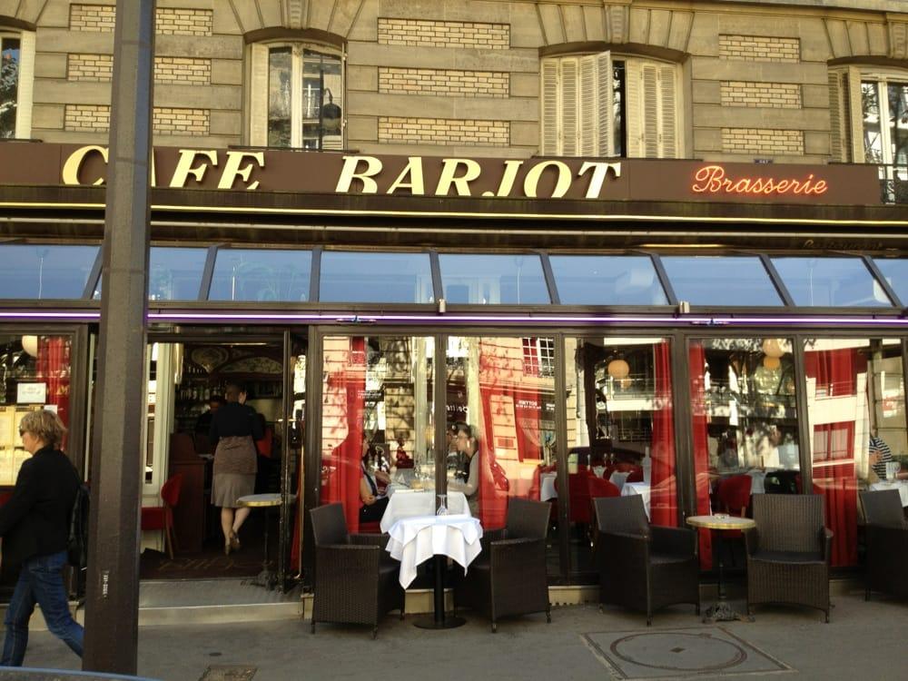 Caf Ef Bf Bd Barjot  Ef Bf Bd Paris