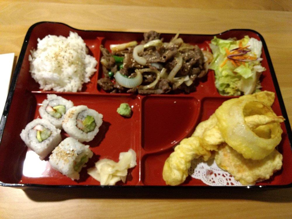 Sushi House: 9308 Dyer St, El Paso, TX