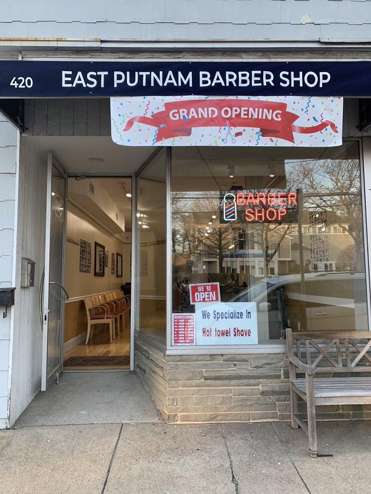 East Putnam Barber Shop: 420 E Putnam Ave, Cos Cob, CT