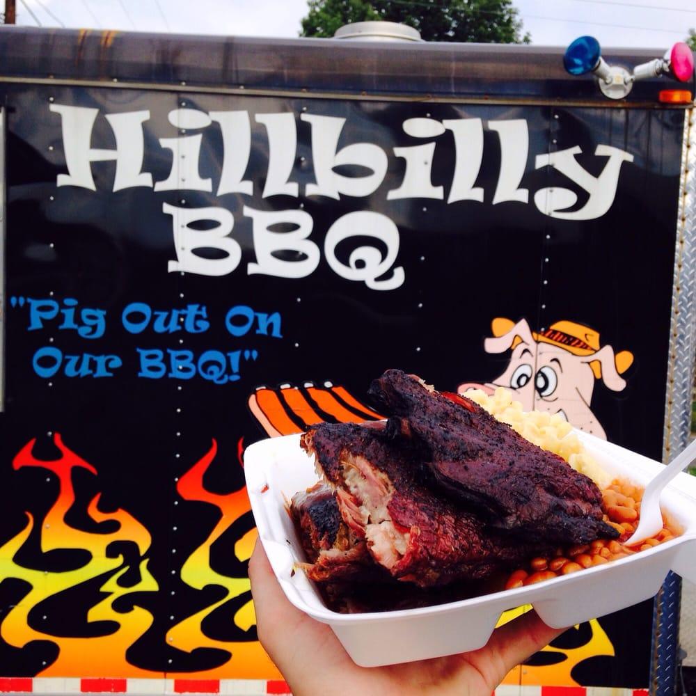 Hillbilly Bbq: 908 Ben Franklin Hwy, Douglasville, PA