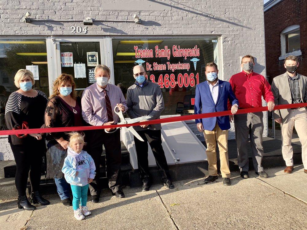 Trenton Family Chiropractic: 204 E State St, Trenton, OH