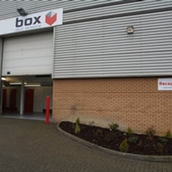 Photo of MK Box Self Storage - Milton Keynes United Kingdom & MK Box Self Storage - Get Quote - Self Storage u0026 Storage Units - 77 ...