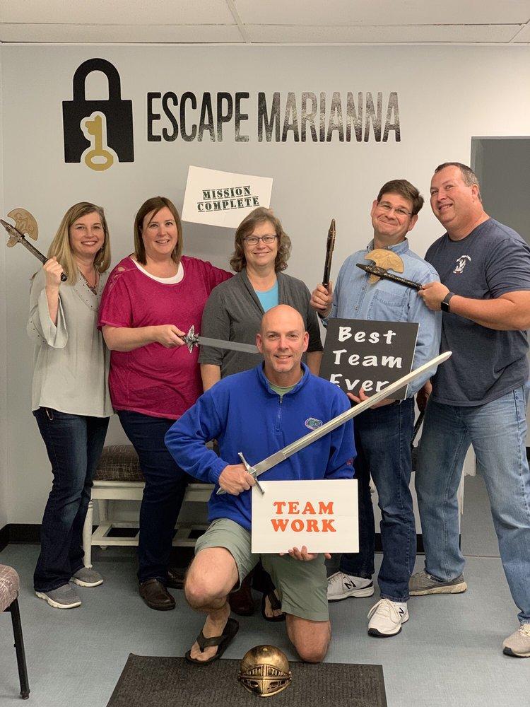 Escape Marianna: 2915 Jefferson Street Marianna, Marianna, FL