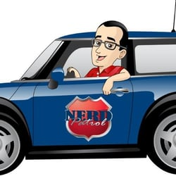 nerd patrol Nerd patrol the is located at the address 6183 salem rd in cincinnati, ohio 45230 they can be contacted via phone at (513) 231-9613 for pricing, hours and directions nerd patrol the has an annual sales volume of 2m - 4,999,999 for more information contact nerd patrol, or go to wwwnerdpatrol.