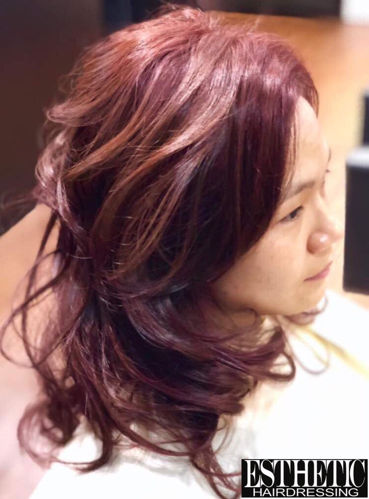 Aveda Full Spectrum Haircut And Color Inspiration From Invati Yelp