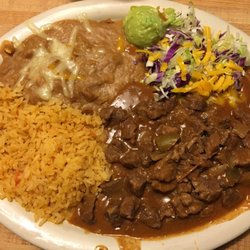 Photo Of Los Jarros Restaurant Arlington Tx United States Carne Guisada
