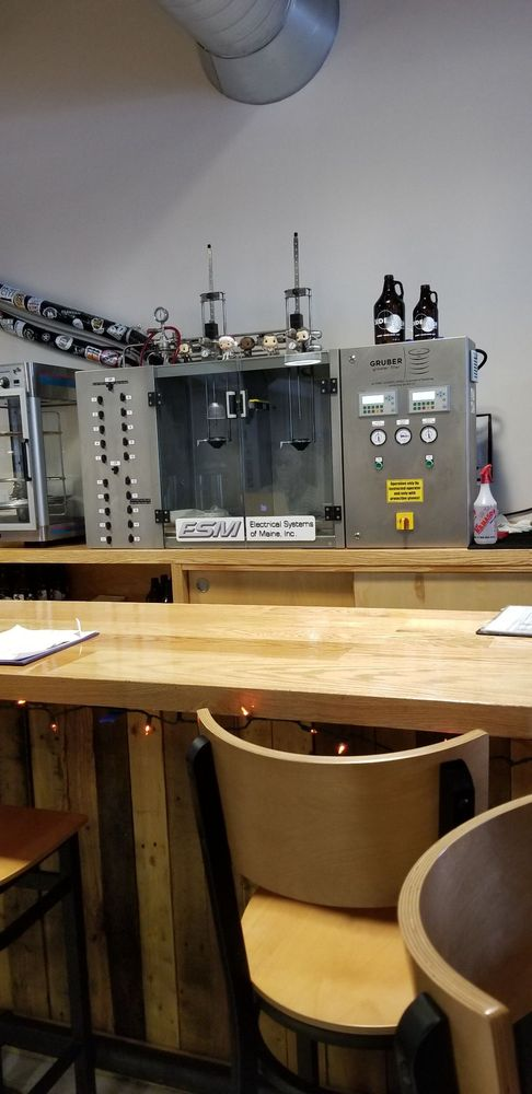 Side By Each Brewing: 1110 Minot Ave, Auburn, ME