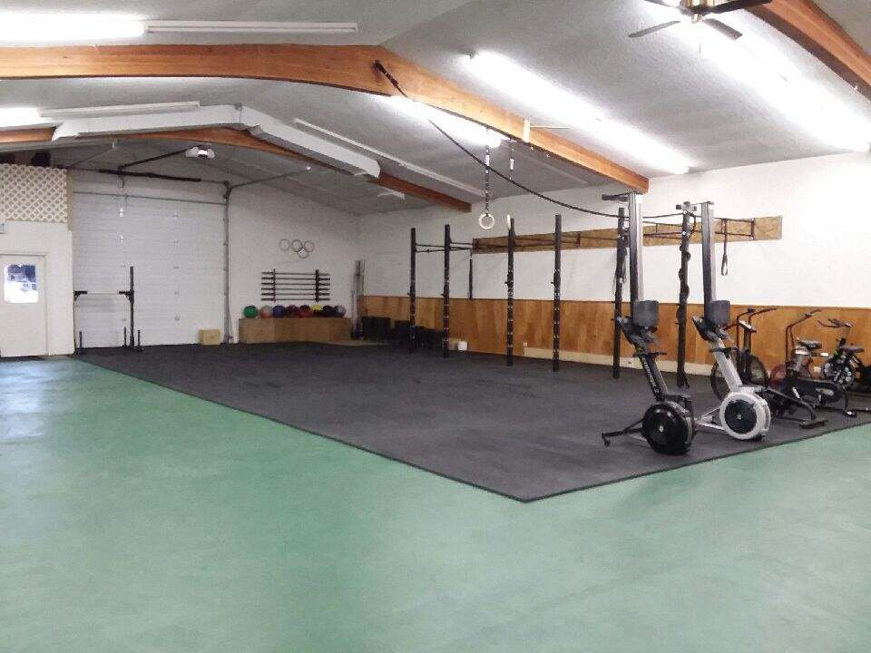 Small Town Fitness: 340 W Commercial, Weiser, ID