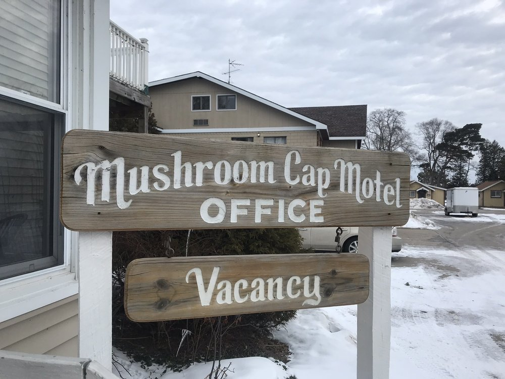 Photo of Mushroom Cap Motel: Mesick, MI