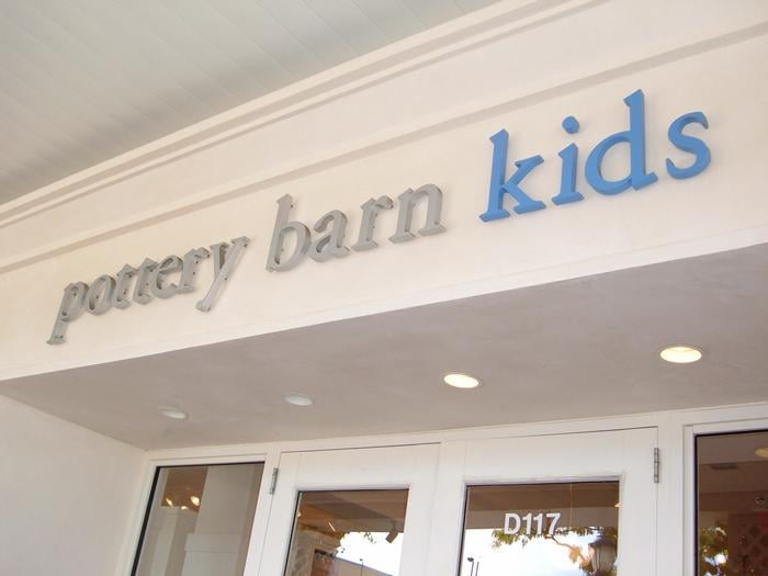 Pottery Barn Kids Closed Furniture Stores 117 Old