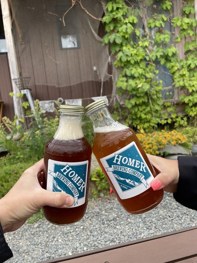 Homer Brewing: 1411 Lake Shore Dr, Homer, AK