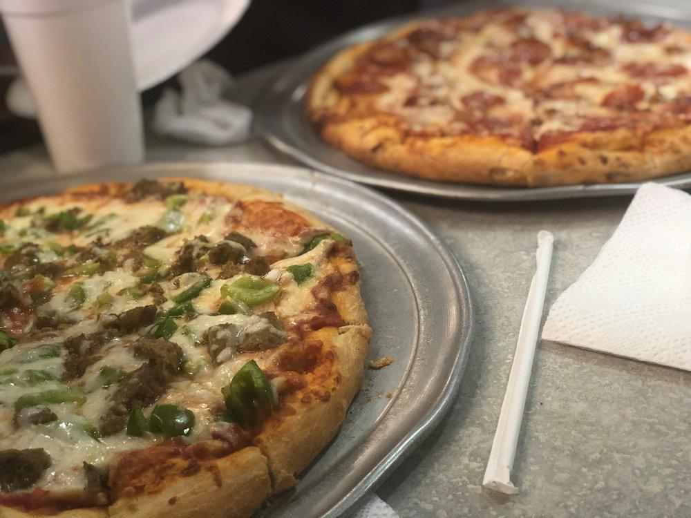 Pizza King: 1807 N E St, San Bernardino, CA