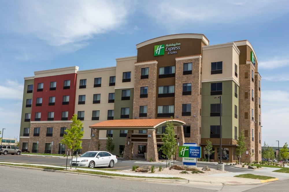 Holiday Inn Express & Suites Billings West: 3431 Ember Ln, Billings, MT