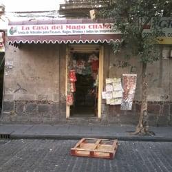 La casa del mago chami hobby shops regina 138 col - La casa del mago ...