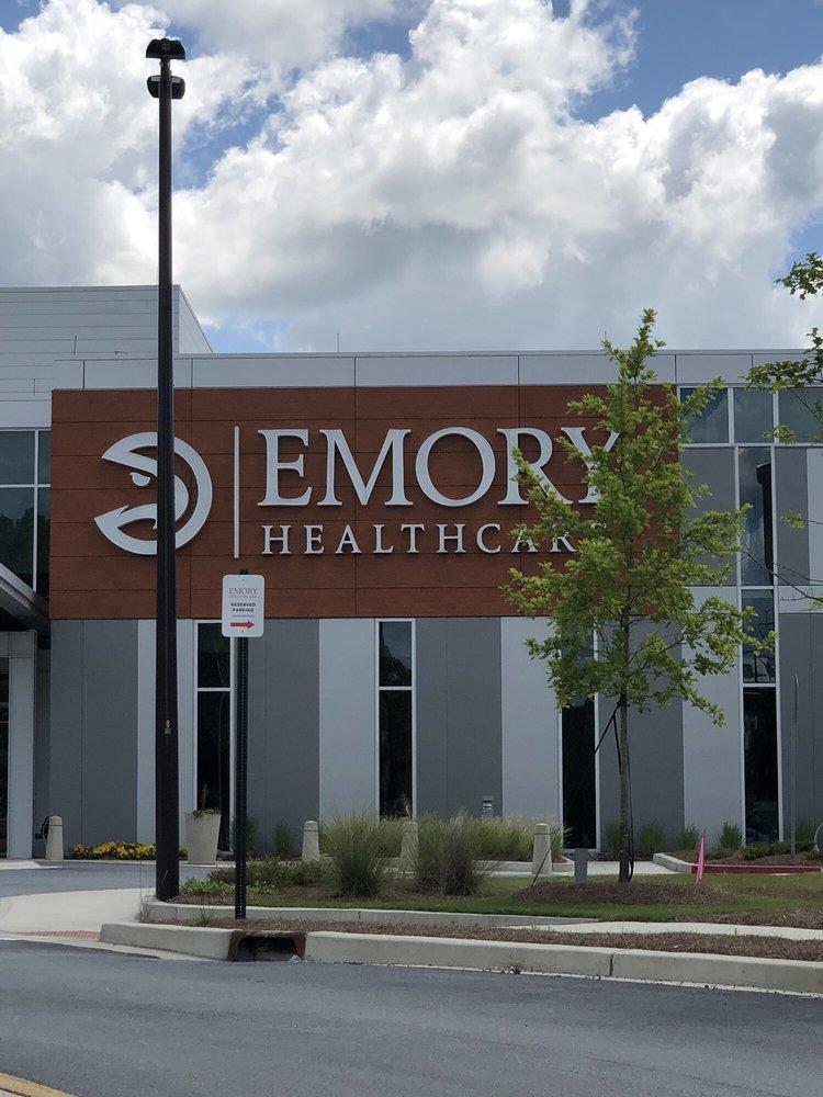 Emory Sports Medicine Complex: 1968 Hawks Ln, Brookhaven, GA