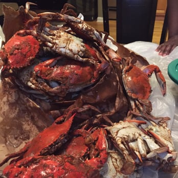 Crab palace 37 photos 64 reviews seafood markets for Fish market newark nj