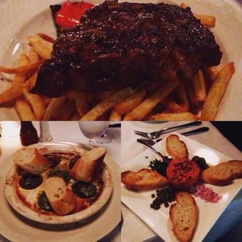 Photo Of Hutchu0027s   Buffalo, NY, United States. Top: Steak Frites.