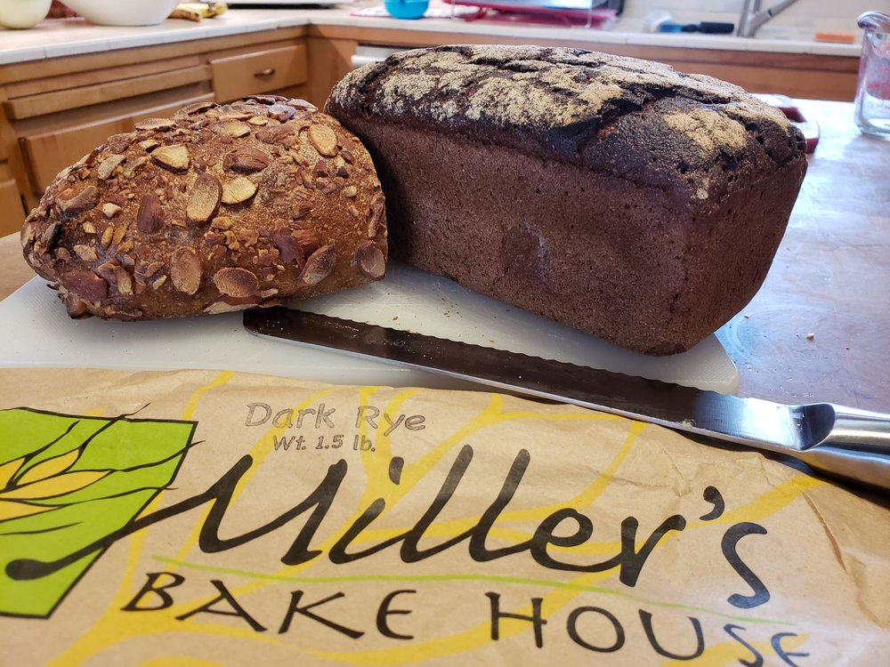 Miller's Bake House: 5833 Lunt Rd, Oroville, CA