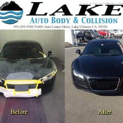 Lake Auto Body Collision Body Shops Auto Center Dr - Audi auto body