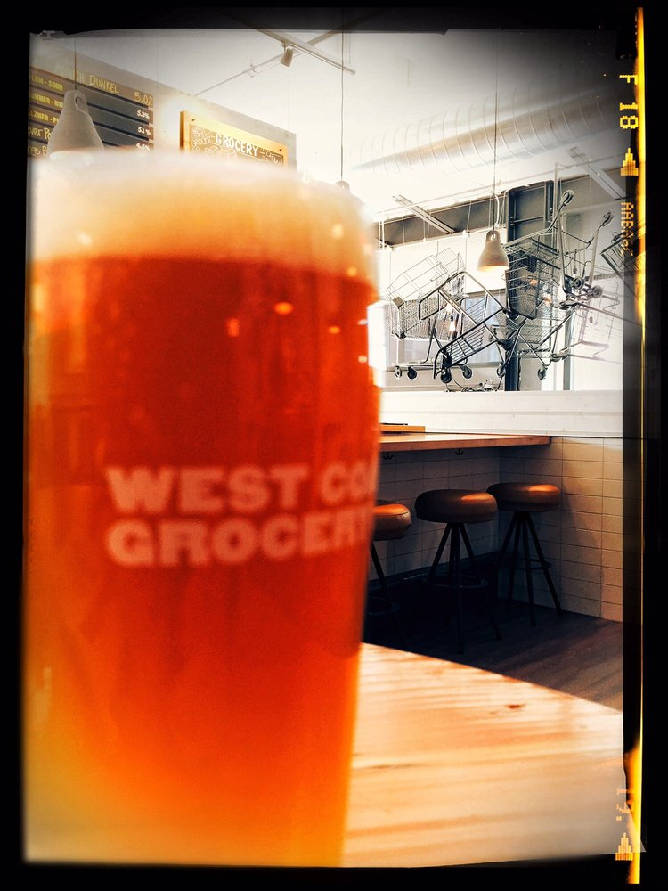West Coast Grocery: 1403 SE Stark St, Portland, OR