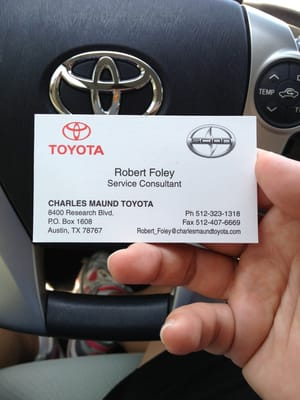 Perfect Charles Maund Toyota 8400 Research Blvd Austin, TX Auto Repair   MapQuest