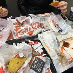 Taco bell bellevue ohio