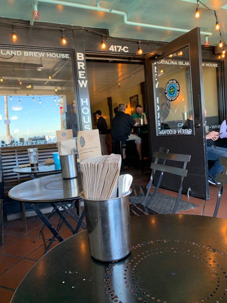 Catalina Island Brew House: 417 Crescent Ave, Avalon, CA