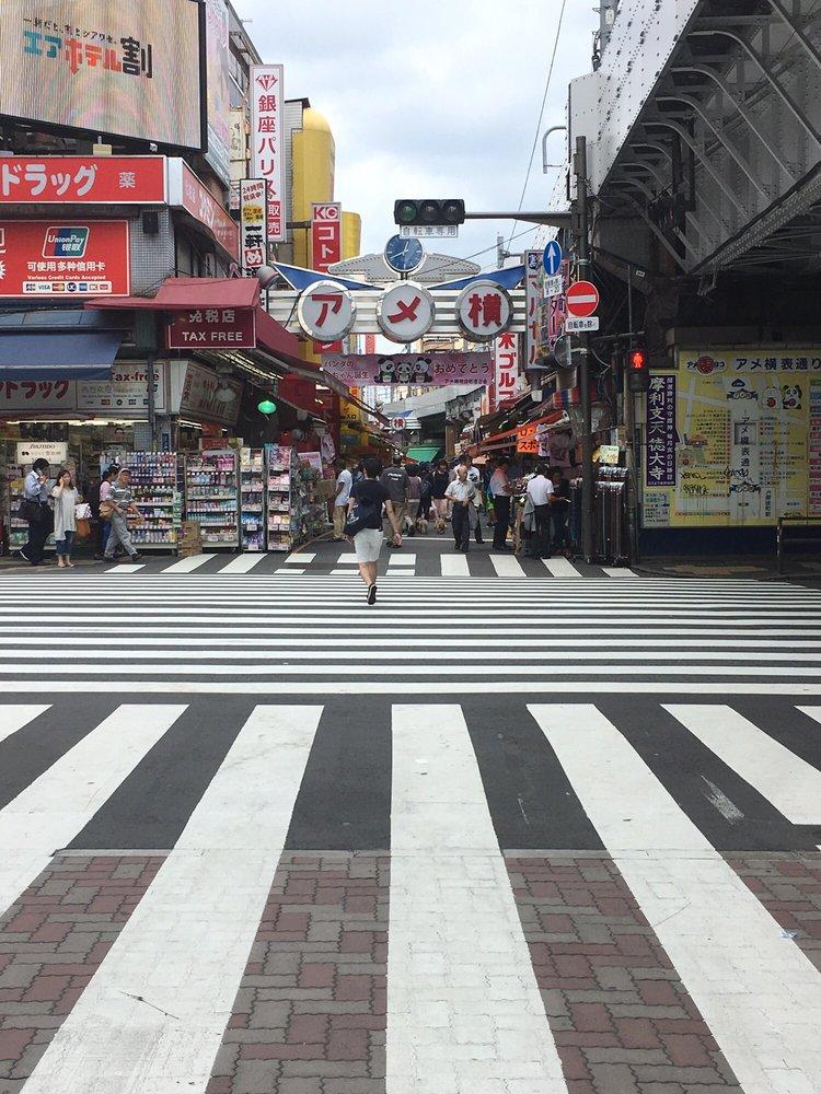 Ameyoko Welcome Mall