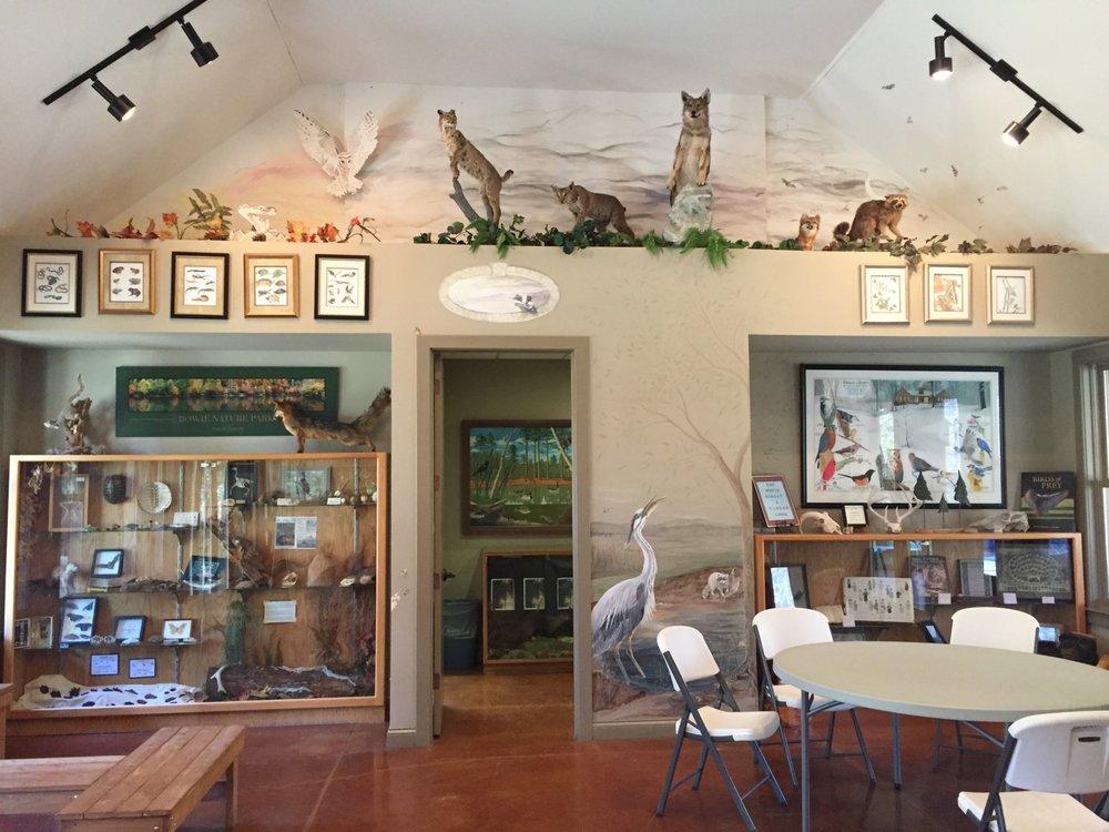 Bowie Park & Nature Center: 7211 Bowie Lake Rd, Fairview, TN